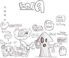 Randomness by moomoobunny126