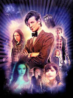 Doctor Who by turk1672