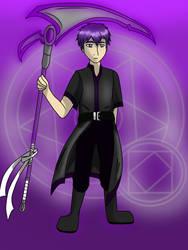 Jason - Dark leader by Dauson