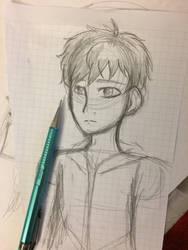 quick sketch by Dauson