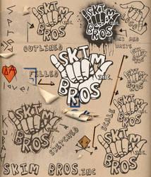 Skimbros Logo by Kubah