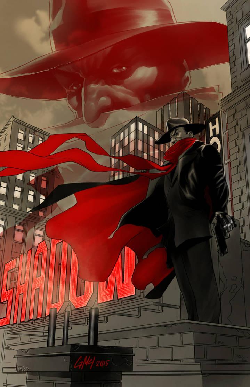 The Shadow by GlebTheZombie