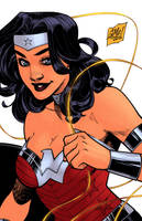Wonder Woman by GlebTheZombie