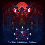 Magus Black Wind by likelikes