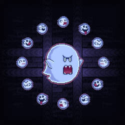 Circle of Boos by likelikes