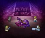 Octopus Opera by likelikes
