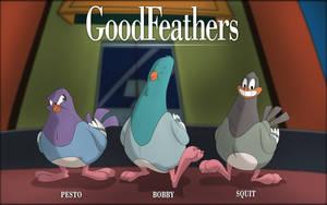 Goodfeathers by Stinkehund