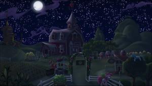 Midnight at the Apple Farm by Stinkehund
