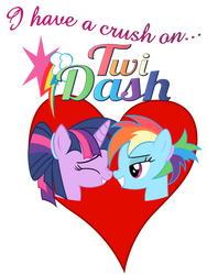 I heart Twidash by Stinkehund