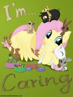 I'm... Fluttershy by Stinkehund