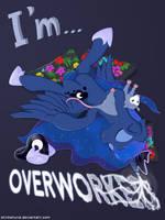 I'm... Luna by Stinkehund