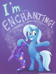 I'm... Trixie by Stinkehund