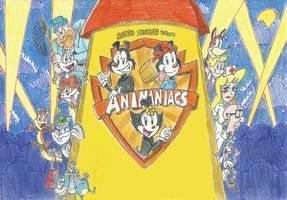 Steven Spielberg presents Animaniacs by FTFTheAdvanceToonist