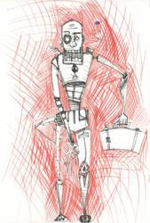 Mr O'Robot by le-Meep