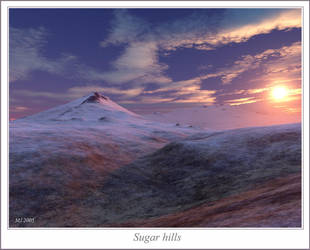 Sugar Hills by sandpiper6