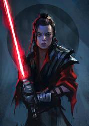 Dark Rey by Takeda11