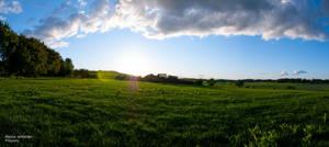 Eastern Fields II by marcusjehrlander