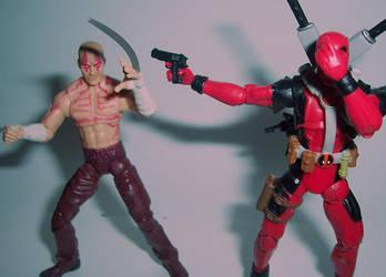 Deadpool by Hext