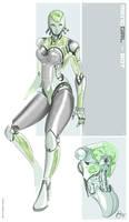Girlbot by greyhole