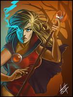 MM - Witch by lauren-bennett