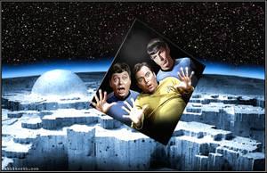 Trouble on Krypton (Star Trek / Superman) by Rabittooth