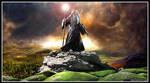 Gandalf Greyhame by Rabittooth