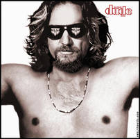 Abides ( The Doors / Big Lebowski ) by Rabittooth