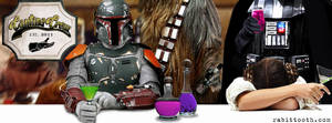 Cantina Crew ( Custom Facebook Cover Photo ) by Rabittooth