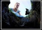 Down the Rabbit Hole (Star Wars/Alice Wonderland) by Rabittooth
