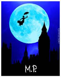 Poppins Terrestrial by Rabittooth