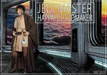 Jedi Master Happai Cloudmaker by Rabittooth