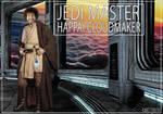 Jedi Master Happai Cloudmaker by Rabittooth