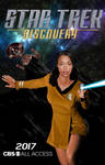 Star Trek Discovery ( FIXED ) by Rabittooth