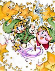 -:-Cosmic Fantasia-:- by KirbySuperStar96
