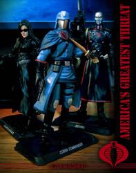 Cobra Organization by aliasangel2005