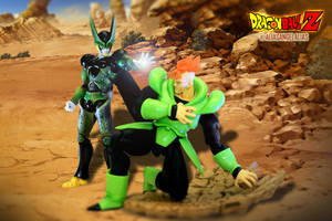 Android 16 (03) by aliasangel2005