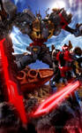 Power of the Prime Volcanicus by aliasangel2005