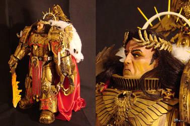 The Emperor of Mankind 02 by DamienThevenin
