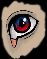 Eye FireIce by Kibumi24