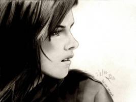 Kristen Stewart by rozicullen