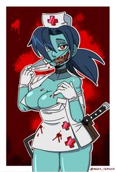 Valentine (Zombie) by MegaTenshin