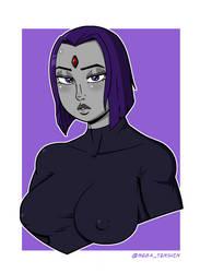 Raven by MegaTenshin
