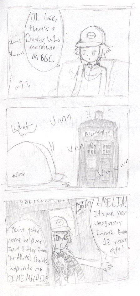 The Nth Doctor by MrGlassesMan