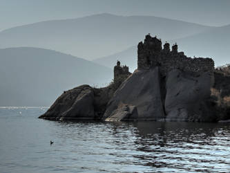 Lake Bafa, Milas by ilhamt