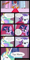 COMIC: Top Mares by HatBulbProductions