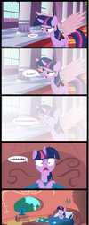 Twilight's Ascension: It Was All A Dream by HatBulbProductions