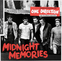 +One Direction - MIDNIGTH MEMORIES (TH.Edition) by JustInLoveTrue