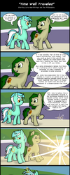 Time Well Traveled by PhilosophyPony