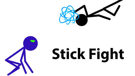 StickFigure Fight by orginaljun