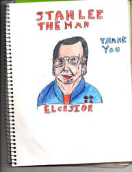 Stan Lee memory by thorman
